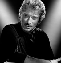 Johnny Hallyday © Studio Harcourt