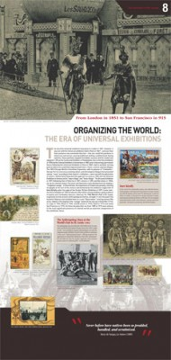 Organizing the world: the era of universal exhibitions (from London in 1851 to San Francisco in 1915)