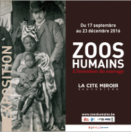 Zoos humains l invention du sauvage li ge zoos humains for Miroir invention