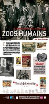 <i>Zoos humains. L'invention du sauvage </i> &#8211; Amiens