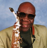 Manu Dibango © Eric Fougere/Sygma/Getty Images