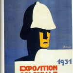 <i>Exposition coloniale internationale</i>, Paris, affiche éd. Robert Lang, 1931. ©Achac